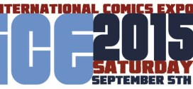 Comic Stars head for Birmingham for this year's International Comics Expo