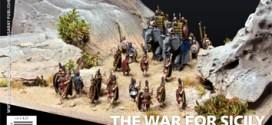 Beano artist Steve Beckett goes to War! (Punic War, that is…)