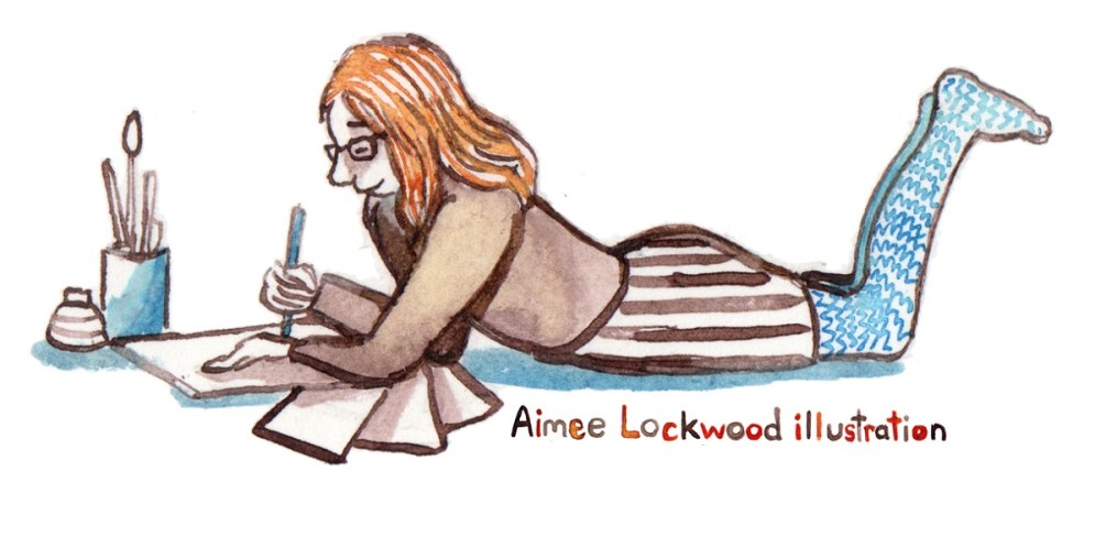 Aimee Lockwood Debuts Her First Titles At Lakes Festival 2015
