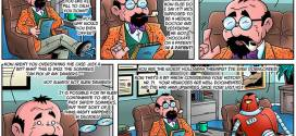 """Dave Windett's new web comic """"Intergalactic Medical Doctor"""" launches"""
