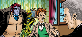 Dangerous Dilemmas in the new Doctor Who Adventures!