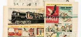 Rare Eagle, Beano and Commando comics on offer in latest ComPalComics auction