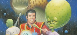 Ian Kennedy's Dan Dare cover for new 2000AD collection revealed