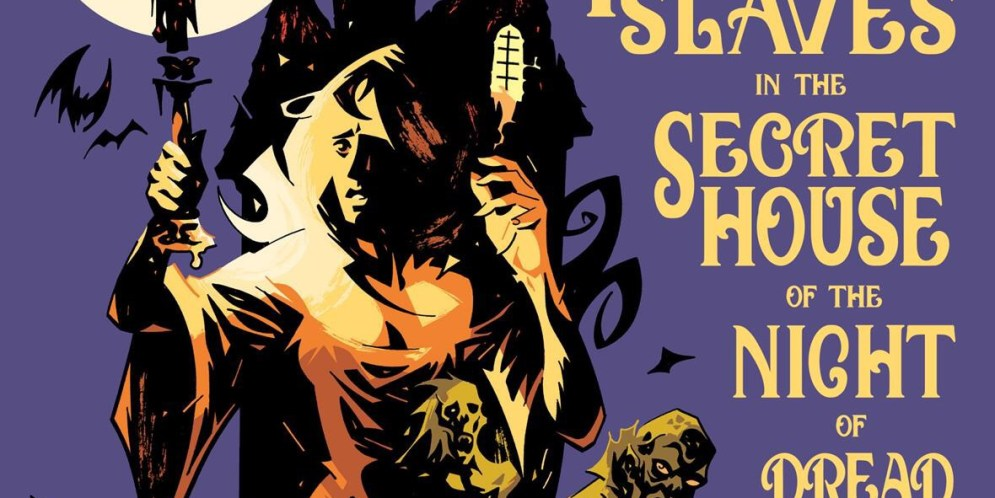 "Neil Gaiman and Shane Oakley partner on ""Forbidden Brides"" for Dark Horse"
