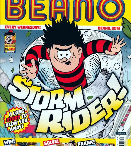 In Review: A Seven-Year Old's take on Beano's New Look