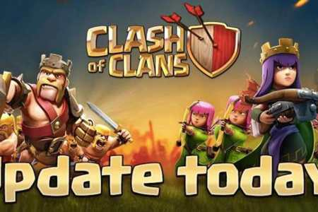 clash of clans down