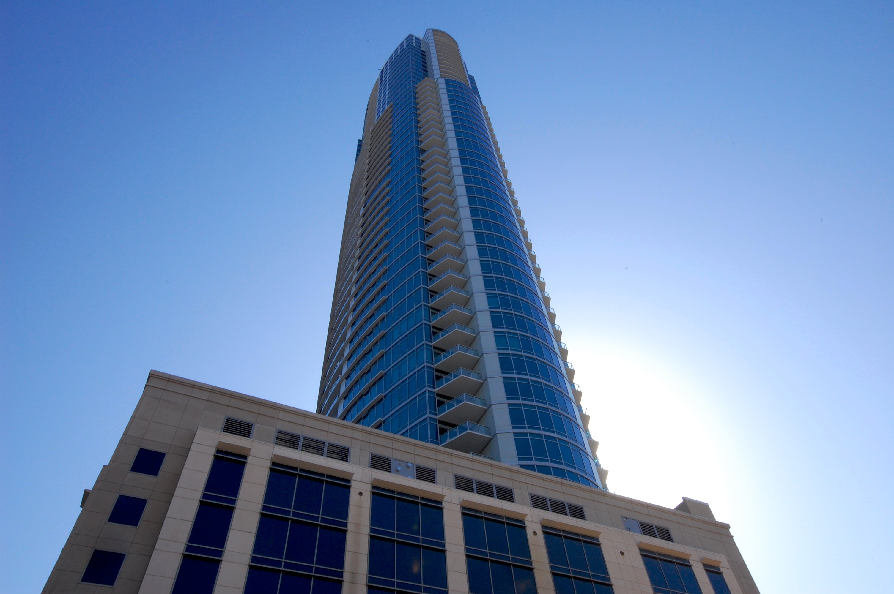 Views From Austin's Only 55th Floor: The Austonian