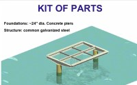 Boardwalk Pic-Kit Of Parts 1