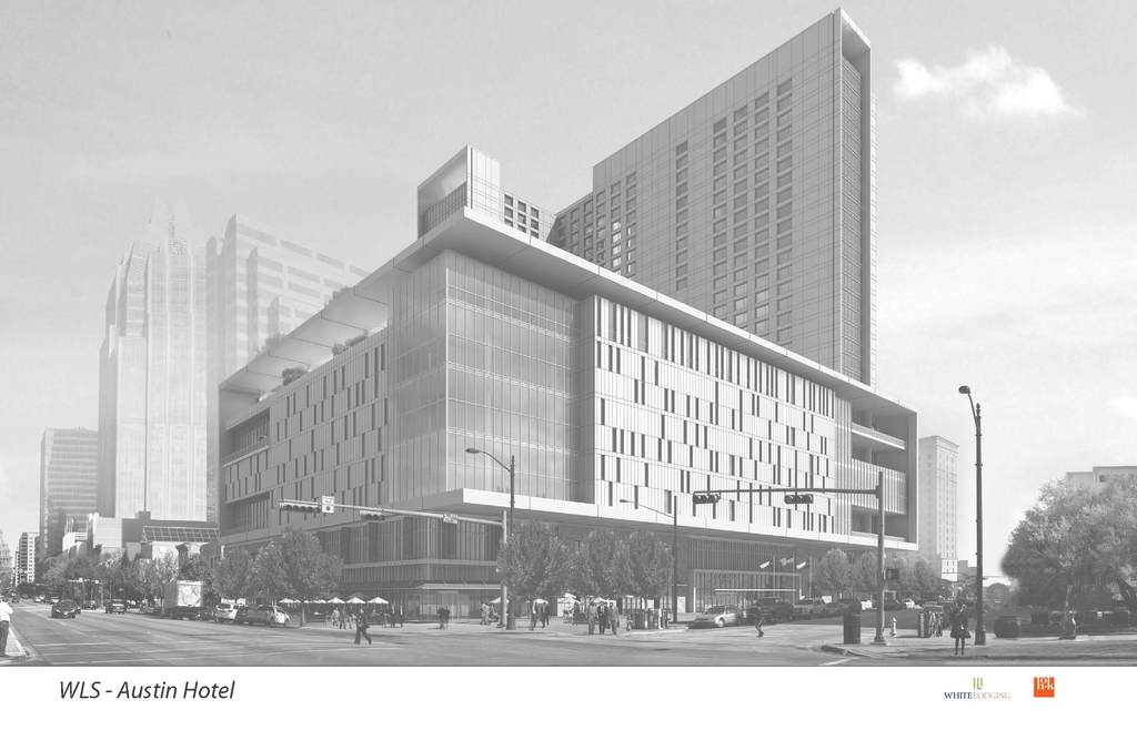 New Mega Hotel Planned, City Waiving $3.8M In Fees