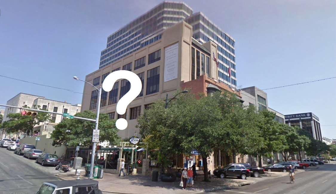 Another Boutique Hotel Planned For Congress Ave?