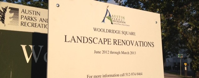 Wooldridge Square Park Is Getting A Facelift