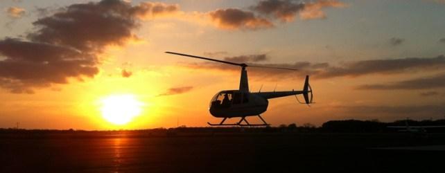 Neighborhood List Servs Ablaze About Helicopter Flights