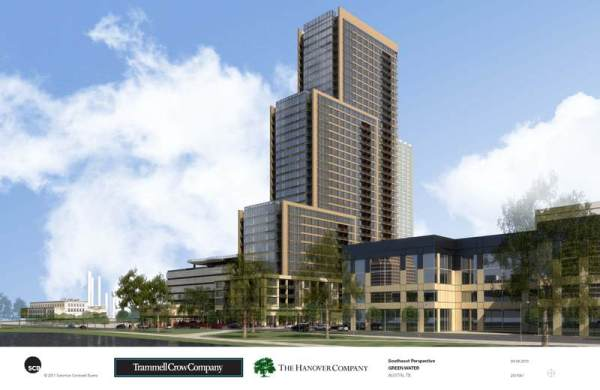 Rendering by SCB from August 2013.  SCB builds some very classy buildings, btw