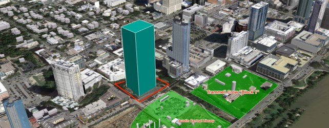 50+ Story Downtown Austin Tower Envisioned By Constructive Ventures