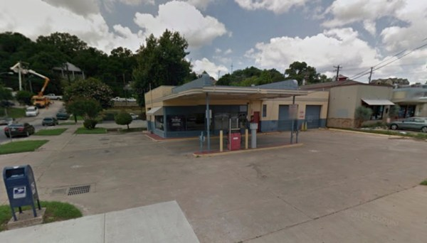 10th & Lamar filling station sold by Travis County