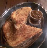 Mmmm Grilled Cheese on Homemade Bread
