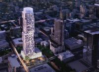 Tall Downtown Towers Bankroll Austin