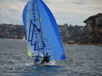 16ft skiff sailing out of Manly in New South Wales is one of the most addictive cultures in the sport.