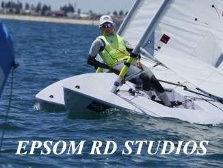 Racing is heating up at the Peter Lehmann Wines Australian Laser Championship. Photos: Dave Birss, Epsom Rd Studios.