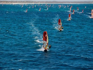Pro windsurfer Steve Allen has firmed up his entry in this season's Lancelin Ocean Classic.