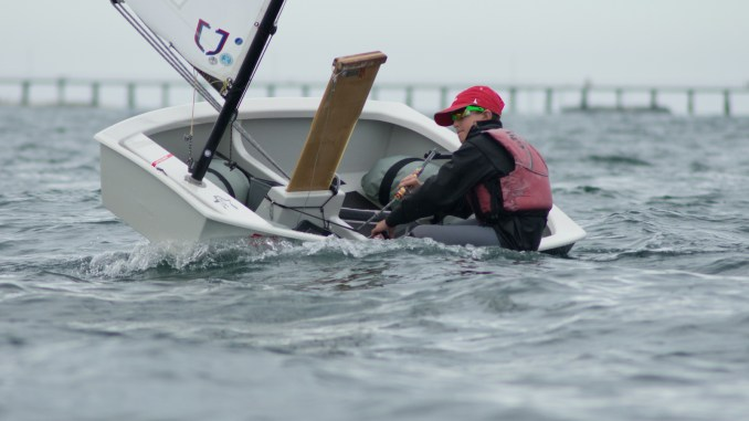SA Youth Championships Day 1. Photos: Down Under Sail