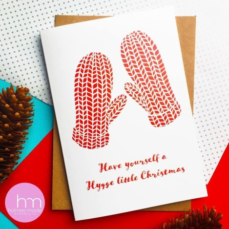 Hygge Christmas Cards