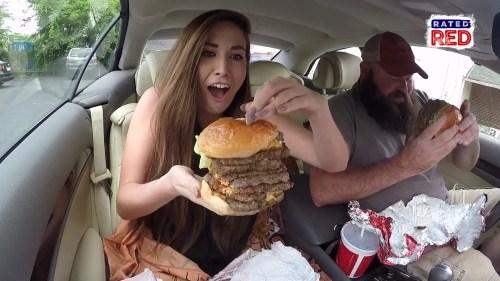Medium Of Wendys Trex Burger