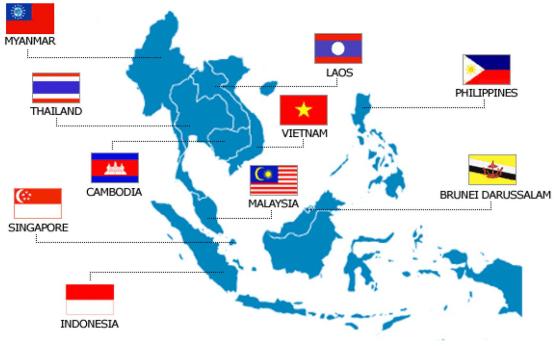 ASEAN countries 2