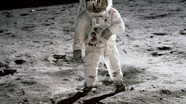 July 20 1969 First Man Walks on the Moon