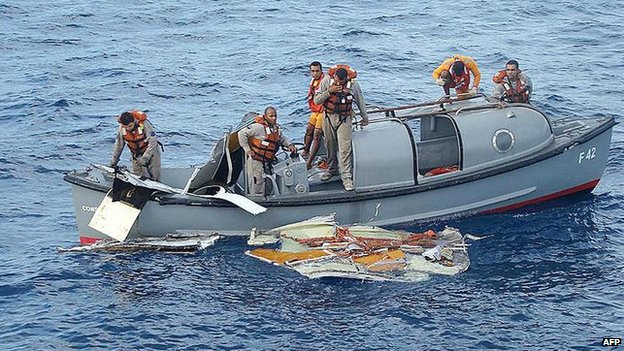 qz8501 wreckage