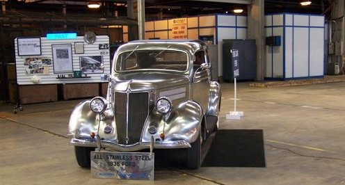 stainless steel cars 2