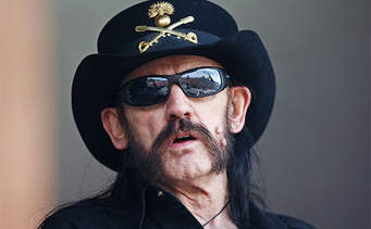 Lemmy Kilmister dead at 70
