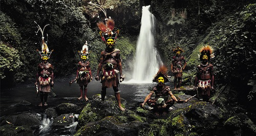 indonesia tribe