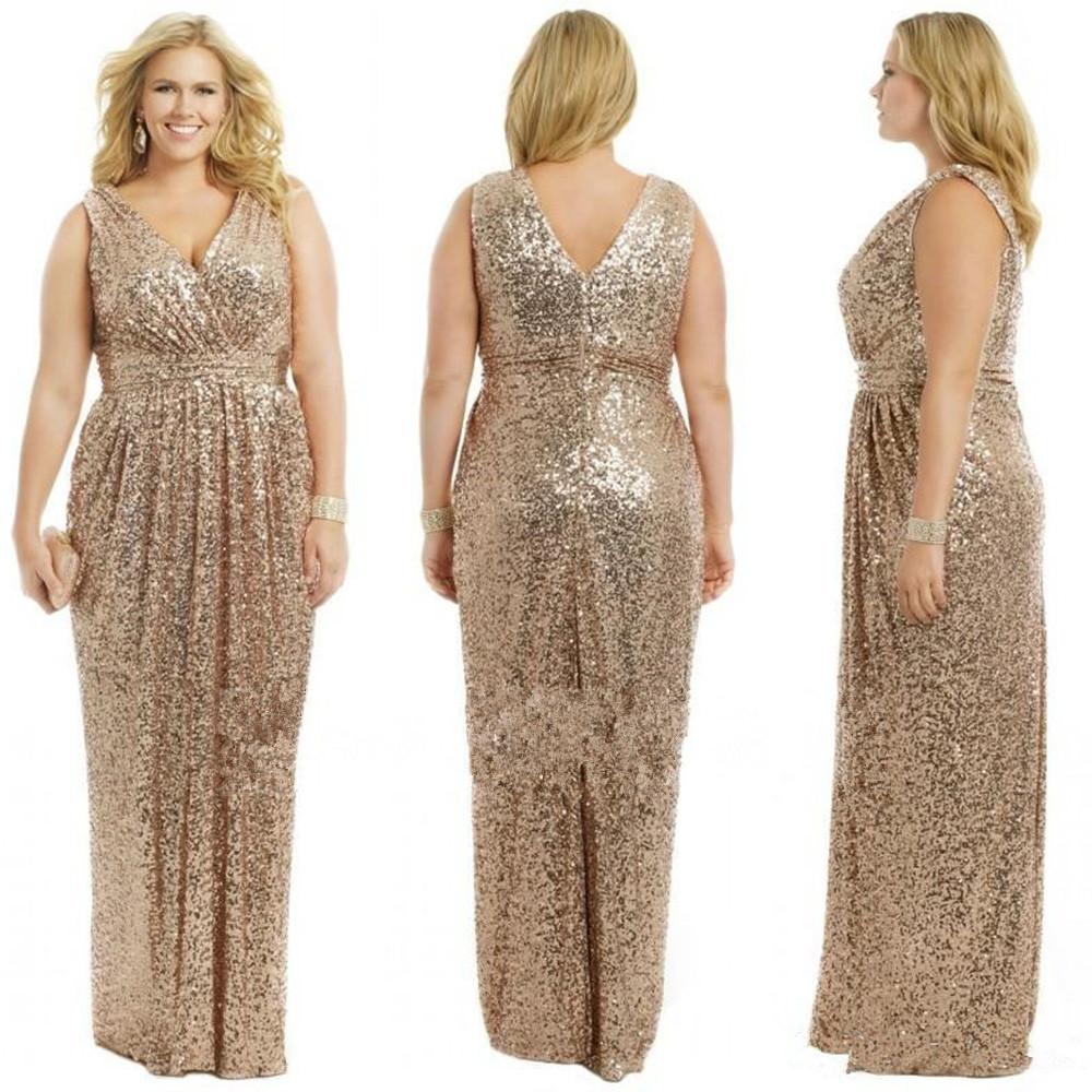Fullsize Of Rose Gold Dresses