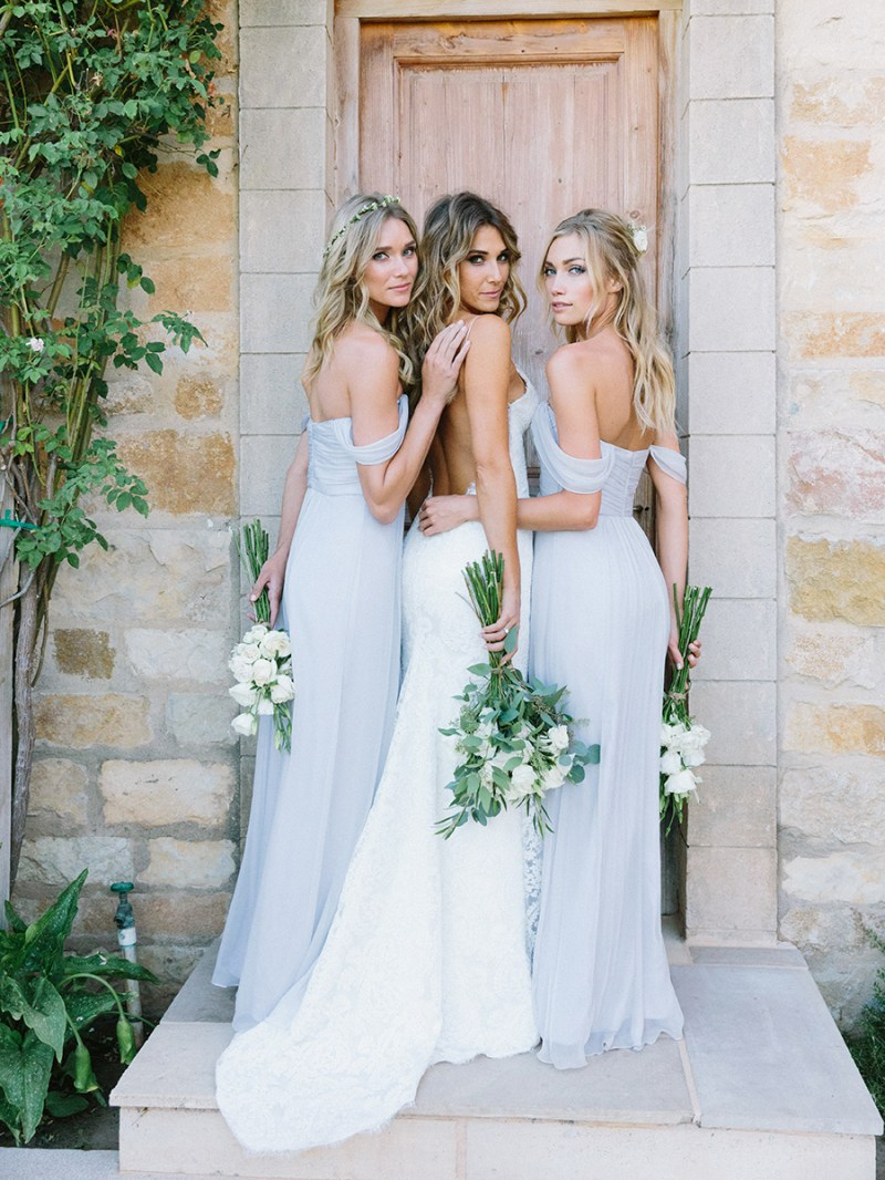 Large Of Light Blue Bridesmaid Dresses