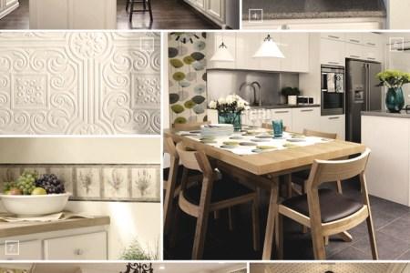 kitchen wallpaper design ideas