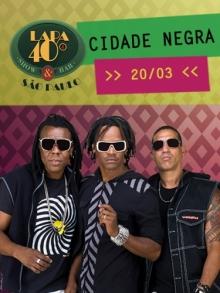 Poster do filme Cidade Negra