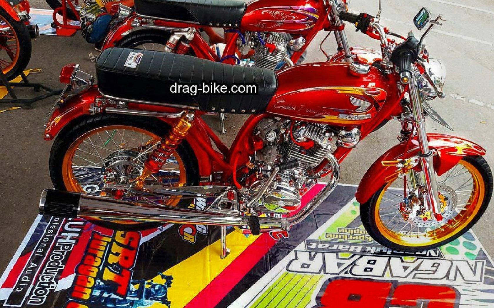 Foto Motor Cb 100 Kontes 1stmotorxstyle Org