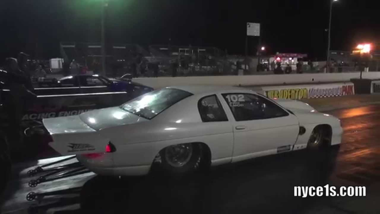 Watch This: Promod crashes into the rear of opponent at Bradenton