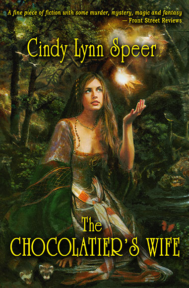 The Chocolatier's Wife, by Cindy Lynn Speer