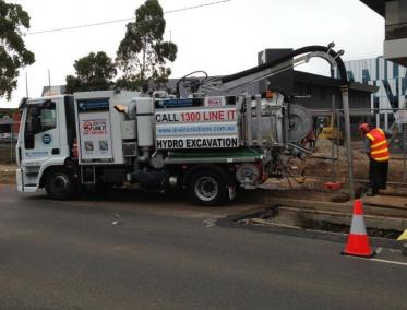 Vacuum Excavation Melbourne