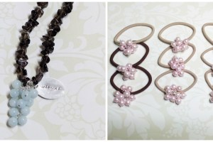 Two Custom Orders by Drakestail Jewellery www.drakestail.com