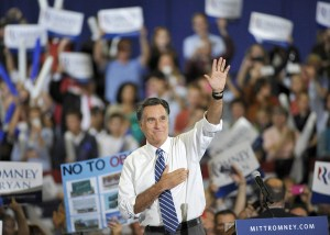 Update! Mitt Romney Scores Big Endorsements as Newspapers Abandon Obama
