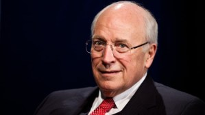 Dick Cheney's Guantanamo Revelation
