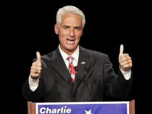 Charlie Crist, The Stoner's Candidate?