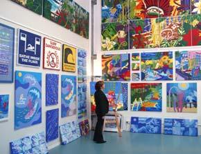 The StuartCindy Art Studio
