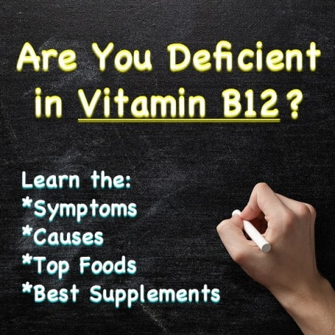 Research has shown that tinnitus can be caused by a vitamin B12 deficiency 3
