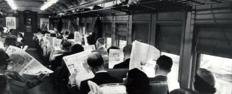 newspapers-trains