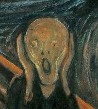 49. the scream
