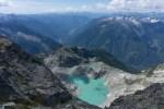 Glacial Lake and Clowhom River